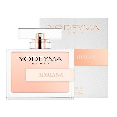 Yodeyma Perfume 100ml Adriana New Boxed Sealed Gift For Her