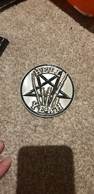 Kreepsville 666 Hell Yeah Belt Buckle