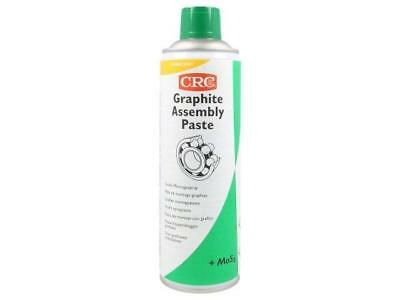 CRC-GAPM/500 Grease spray Ingredients molybdenum disulfide, graphite 32639-001