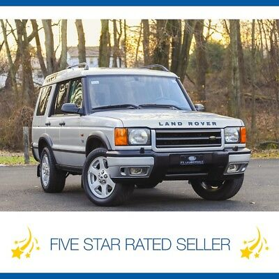 2002 Land Rover Discovery SE Serviced Low 77K mi Garaged Florida Car 2002 Land Rover Discovery SE Serviced Low 77K mi Garaged Florida Car