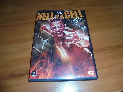 WWE: Hell in a Cell 2012 (DVD, 2012) Used