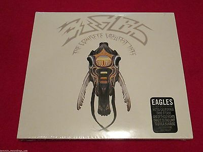The Eagles - The Complete Greatest Hits - 2 Cd - Brand New - 081227993375
