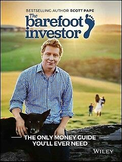 The Barefoot Investor - NEW - 9780730324218 by Pape, Scott