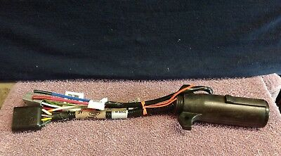 ford f-series pickup/bronco factory trailer wiring harness - new in box