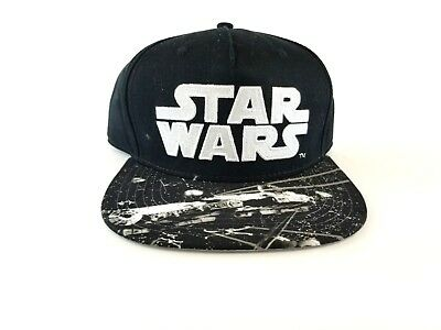 f806d339c6255a ... free shipping star wars disney snapback hat ball cap genuine lucas film  one size new with