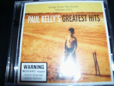 Paul Kelly Songs From The South Vol 1 & 2 Best Of Greatest Hits 2 CD - New