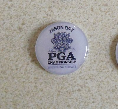 2  Jason Day  Pga Champion 2015 Tribute Golf Ball Markers - Masters