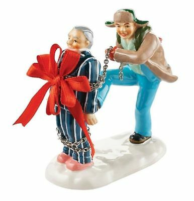 Dept 56 Christmas Vacation A PRESENT FOR CLARK 4049651 BNIB Griswolds