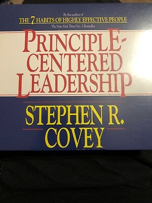 principle based leadership covey