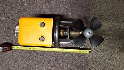 Bow thruster QUICK BTQ1807512 4KW