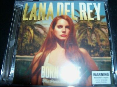 Lana Del Rey Born To Die The Paradise Edition (Australia) 2 CD – Like New