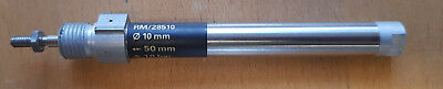 Norgren Pneumatic Single Acting 10mm Bore 50mm Stroke Cylinder RM/28510/50