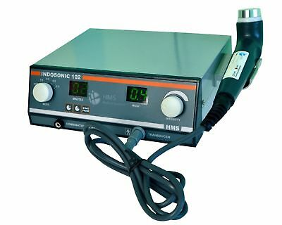 Professional Digital Ultrasound Therapy Suitable Underwater 1Mhz Indosonic FDW