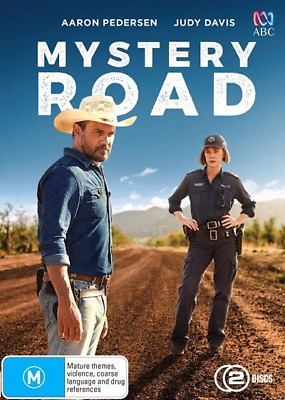 Mystery Road SERIES (DVD, 2-Disc Set) NEW