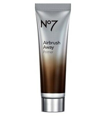 No7 Airbrush Away Primer Hypo-Allergenic Skin to Look Flawless 30ml New