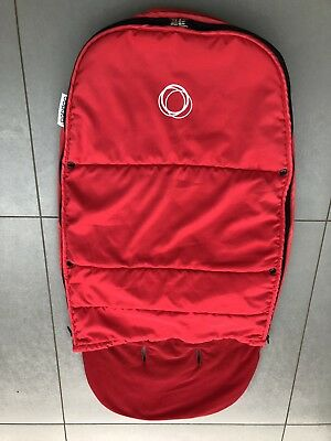 Bugaboo Universal Footmuff / Cosytoes RED
