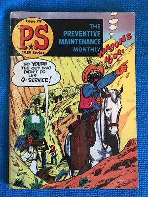 PS The Preventive Maintenance Monthly #79 1959 VG 4.0
