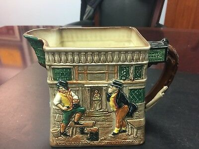 ~* Vintage Royal Doulton Pickwick Papers Jug (By Charles Dickens) # 817035 ~*
