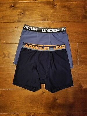 LOT 2 *** BOYS*** Under Armour YLG Boxerjocks Great condition