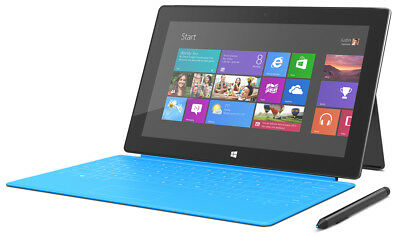 """Tablet Microsoft Surface Pro1 WIFI 10.6"""" 4G RAM 64G/128G with Keyboard and pen"""