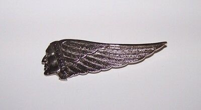 Western Airlines 60 Year Anniv. Reproduction Stewardess Hat Badge 2nd Issue