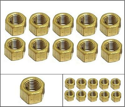 LANDROVER SERIES 3 2a 2.25   2 1//4 PETROL EXHAUST MANIFOLD STUDs /& NUTS 2