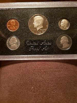 1983-S Proof Set United States US Mint Original Government Packaging Box