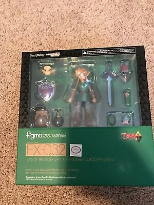 Figma Link Between Worlds Legend Of Zelda Dx
