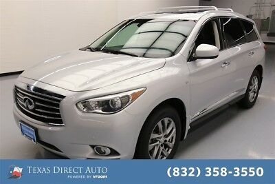 2015 Infiniti QX60  Texas Direct Auto 2015 Used 3.5L V6 24V Automatic AWD SUV Premium Bose