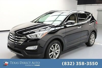 2014 Hyundai Santa Fe 2.0T Texas Direct Auto 2014 2.0T Used Turbo 2L I4 16V Automatic AWD SUV