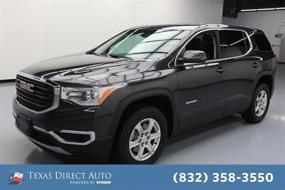 2017 GMC Acadia SLE Texas Direct Auto 2017 SLE Used 2.5L I4 16V Automatic FWD SUV