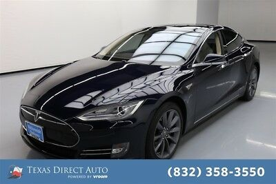 2013 Tesla Model S Performance Texas Direct Auto 2013 Performance Used Automatic RWD