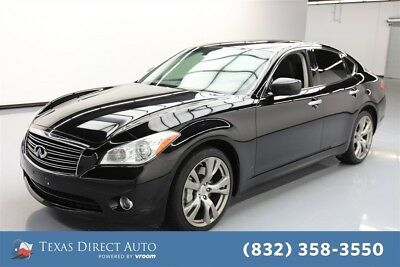 2013 Infiniti M  Texas Direct Auto 2013 Used 5.6L V8 32V Automatic RWD Sedan Bose Premium