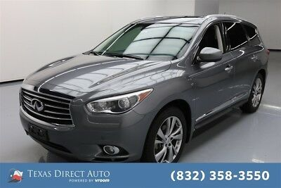 2015 Infiniti QX60  Texas Direct Auto 2015 Used 3.5L V6 24V Automatic AWD SUV Bose Premium