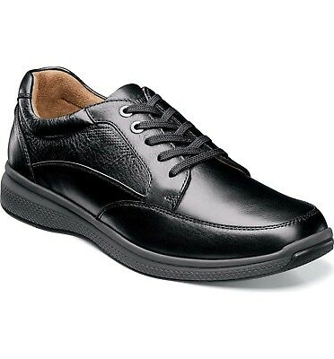 Florsheim GREAT LAKES WLK Mens Black 13321-007 MEDIUM and WIDE Lace Up Shoes