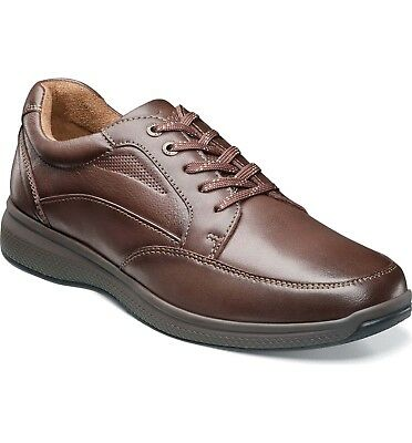 Florsheim GREAT LAKES WLK Mens Brown 13321-247 MEDIUM and WIDE Lace Up Shoes