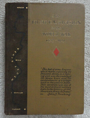 The Fifth US Divison in the World War, 1917-1919,  WWI Unit History Book