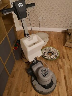 Numatic NU Speed 1530hd Floor Scrubber / Polisher
