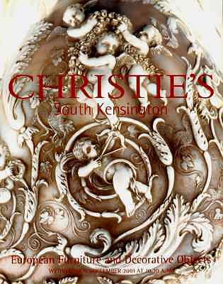 Christie's European Furniture & Decorative Objects