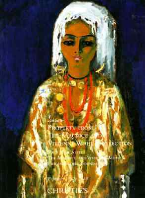 Christie's Maurice & Vivienne Wohl Impressionist & Modern + Collection Oversized