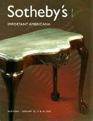 Sotheby's Important Americana