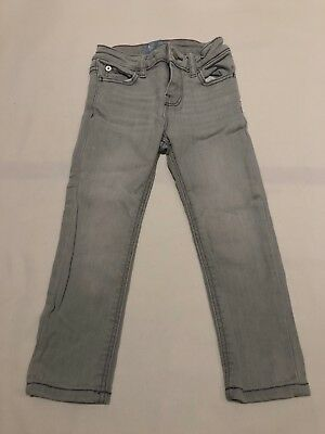 Baby Gap Girls Skinny Grey Jeans - Age 3 Years - in good condition