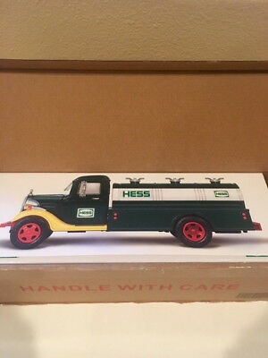 2018 85th Anniversary Collector's LIMITED Edition HESS Truck SOLD OUT! In Box!