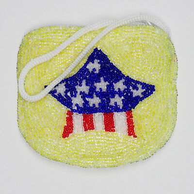 HaNd CrAFteD Star In US CoIN PuRsE ZA000023