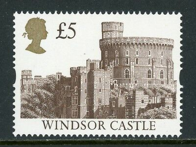 Great Britain Scott #1448 MNH Castle Photograph by Prince Andrew 5£ CV$14+