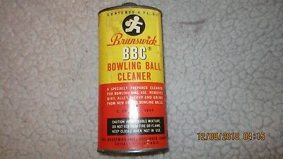 Vintage Brunswick Oval 4 Oz Handy Household Oil Can (13)