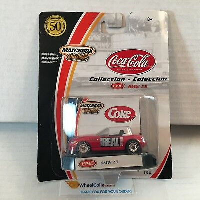 #2  BMW Z3 * Matchbox Coca-Cola Series * WA17
