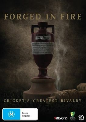 Forged In Fire - Cricket's Greatest Rivalry (DVD, 2017) NEW & SEALED