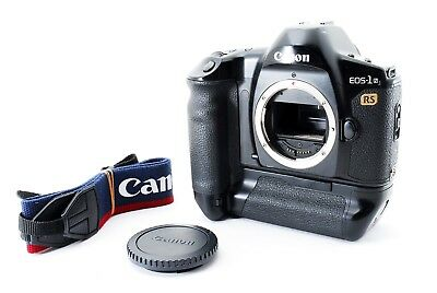 Canon EOS 1N RS 35mm SLR Film Camera Body w/ Strap From Japan
