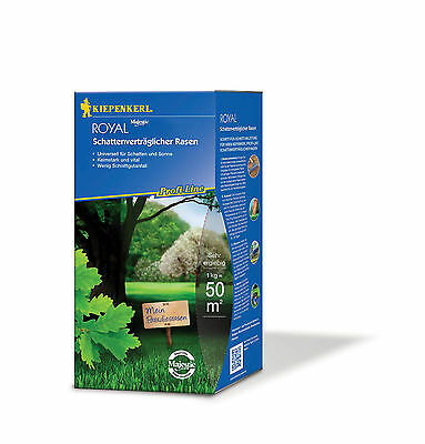Kiepenkerl Shadow Grass Royal 1 kg for 50m²